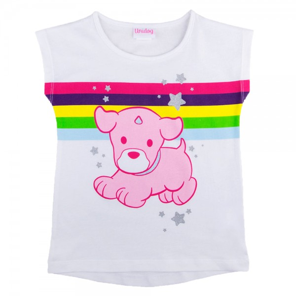 UNIDOG - Magic Sparkling Rainbow Shirt