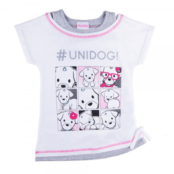 #UNIDOG Selfie T Shirt